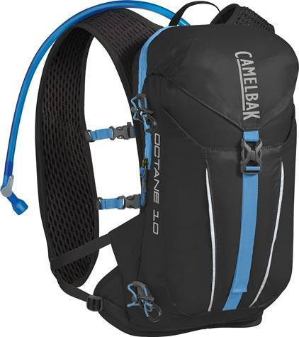 CamelBak Octane 10 Color: Black/Atomic Blue