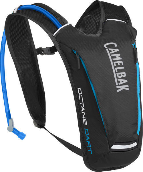 CamelBak Octane Dart Color: Black/Atomic Blue