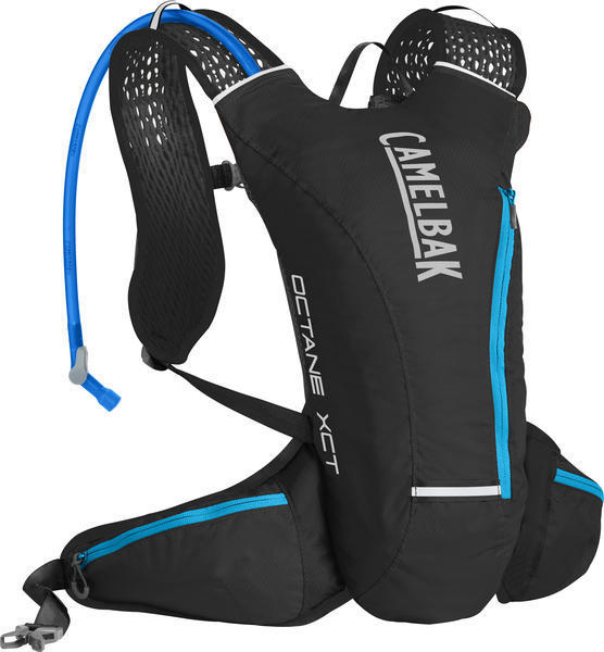 CamelBak Octane XCT Color: Black/Atomic Blue