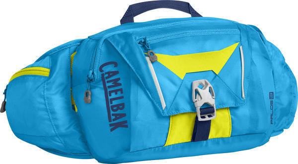 CamelBak Palos LR 4 Color: Atomic Blue/Sulfur Springs