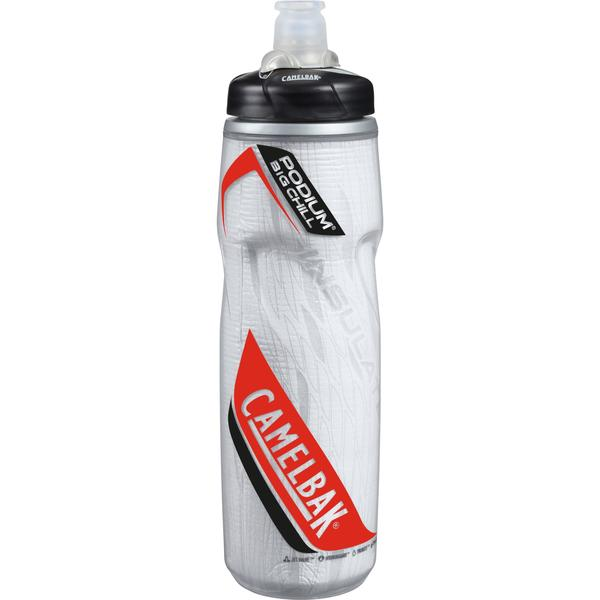 CamelBak Podium Big Chill Bottle Color: Crimson