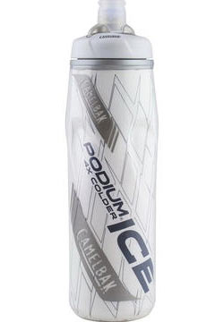 CamelBak Podium Ice Bottle (21 ounce) Color: Silver