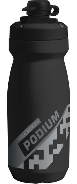 CamelBak Podium Dirt Series 21oz Color: Black
