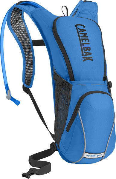 CamelBak Ratchet Color: Carve Blue/Black