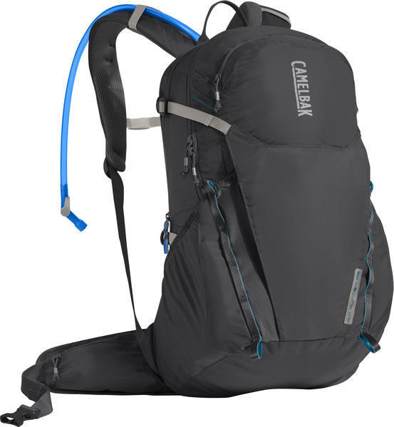CamelBak Rim Runner 22 Color: Charcoal/Grecian Blue