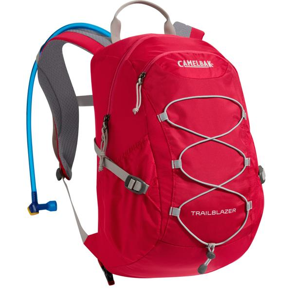CamelBak Trailblazer 15 Color: Pomegranate/Silver