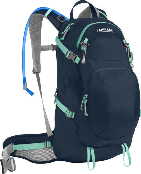 CamelBak Sequoia 22 Color: Navy Blazer/Mint Green