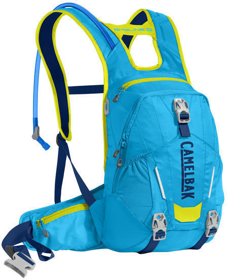 CamelBak Skyline LR 10 Color: Atomic Blue/Sulfur Springs