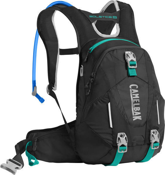 CamelBak Solstice LR 10 Color: Black/Columbia Jade