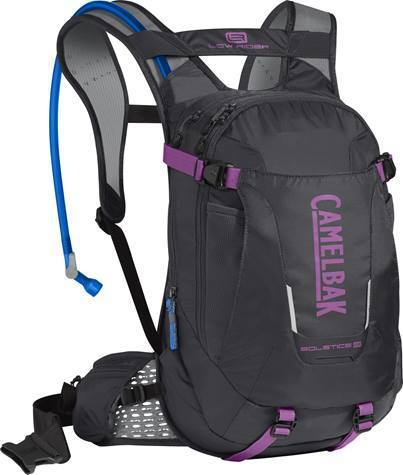 CamelBak Solstice LR 10 Color: Charcoal/Light Purple