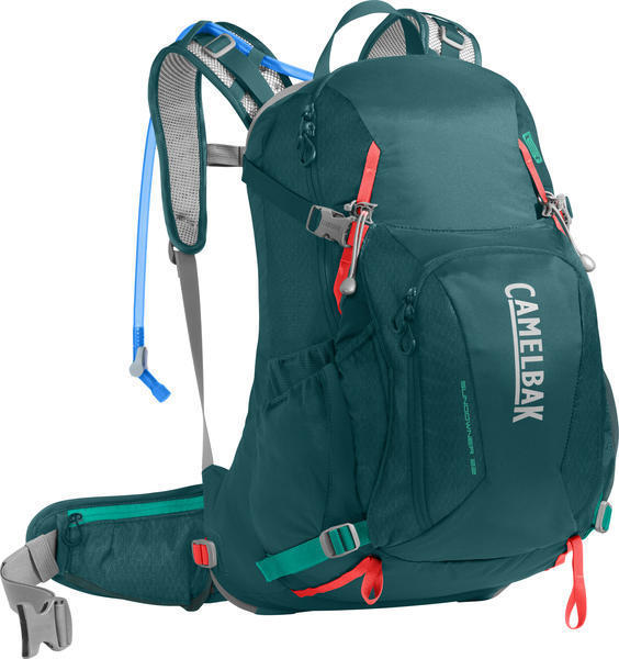 CamelBak Sundowner LR 22 Color: Deep Teal/Hot Coral