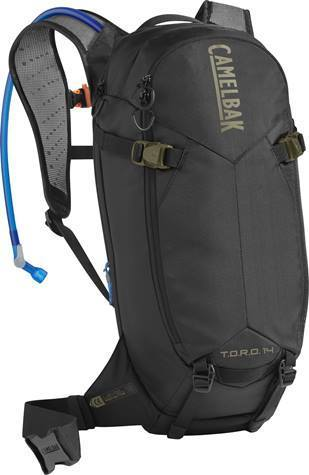 CamelBak T.O.R.O. Protector 14 Color: Black/Burnt Olive