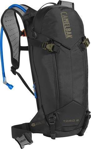 CamelBak T.O.R.O. Protector 8 Color: Black/Burnt Olive