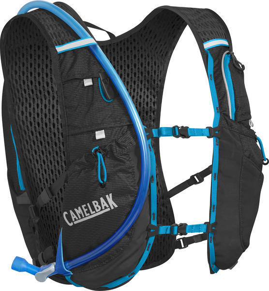 CamelBak Ultra 10 Vest Color: Black/Atomic Blue