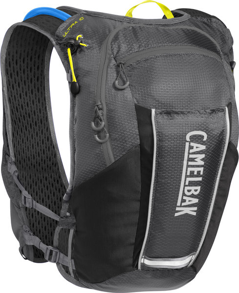 CamelBak Ultra 10 Vest 70oz Color: Graphite/Sulphur Spring