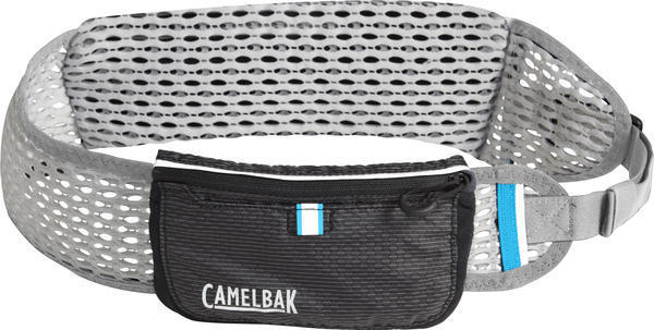 CamelBak Ultra Belt and Quick Stow Flask Color: Black/Silver
