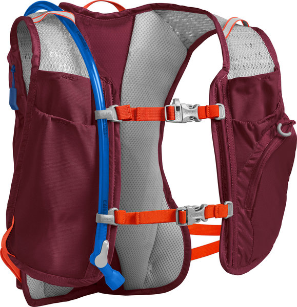 CamelBak Women's Octane 9 70oz Color: Burgundy/Hot Coral