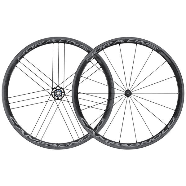 Campagnolo Bora One 35 Clincher Wheelset Color: Dark Label