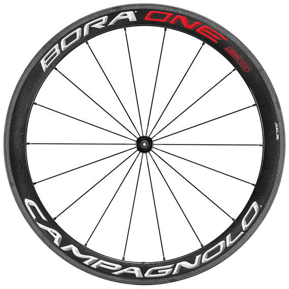 Campagnolo Bora One 50 Tubular Front Wheel