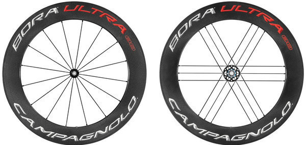 Campagnolo Bora Ultra 80 Tubular Wheelset