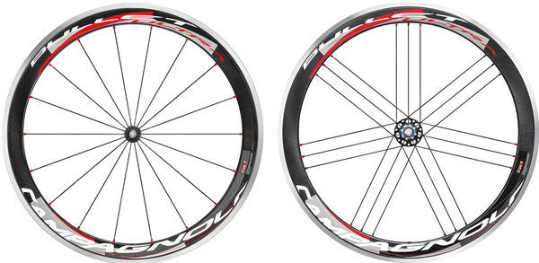 Campagnolo Bullet Ultra 50mm Wheelset
