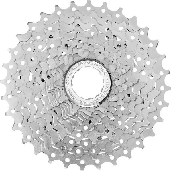 Campagnolo Centaur 11-Speed Cassette Color: Silver