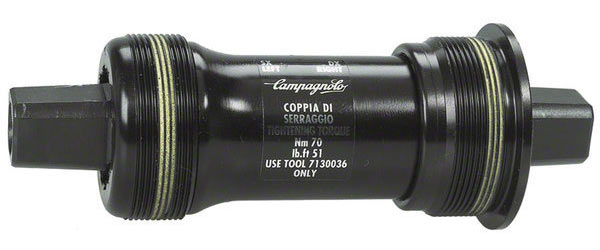 Campagnolo Centaur Cartridge Bottom Bracket Model: English
