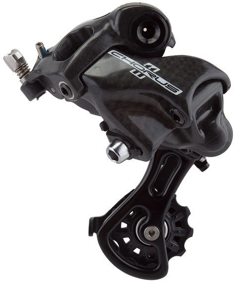 Campagnolo Chorus 11 Short Cage Rear Derailleur Color: Carbon