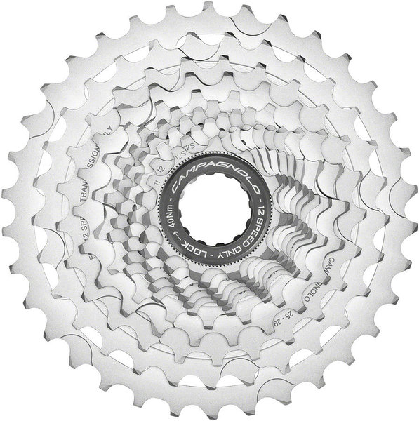 Campagnolo Chorus 12-Speed Cassette Color: Silver