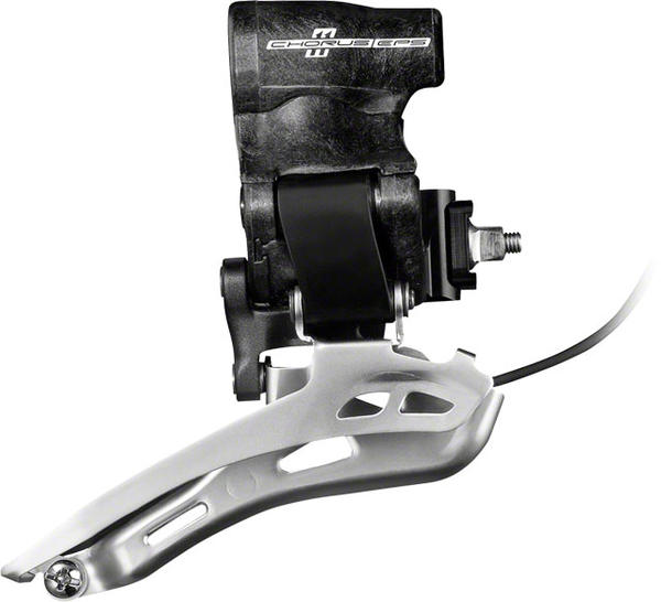 Campagnolo Chorus EPS Braze-On Front Derailleur Color: Black