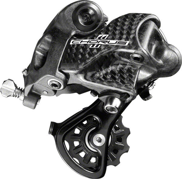 Campagnolo Chorus Rear Derailleur Color: Carbon