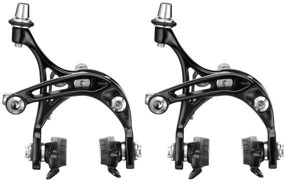 Campagnolo Chorus Skeleton Brakeset Color: Black