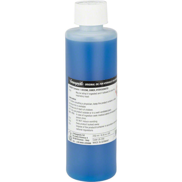 Campagnolo Disk Brake Mineral Oil Size: 250ml