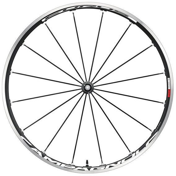 Campagnolo Eurus Clincher Front Wheel Color: Bright Label