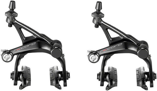 Campagnolo Record Brakes Color: Black