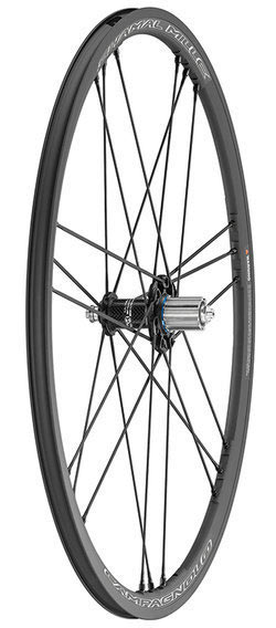 Campagnolo Shamal Mille Rear Wheel Color: Dark Label