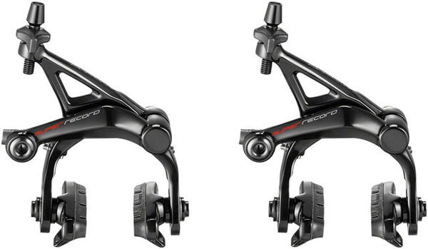 Campagnolo Super Record Brakes Color: Black