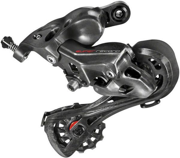 Campagnolo Super Record 12 Speed Rear Derailleur Color: Black