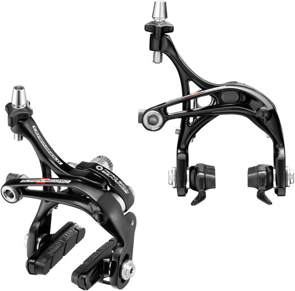 Campagnolo Super Record Skeleton Brakeset