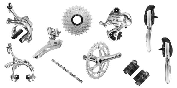 Campagnolo Athena 11-Speed Components Kit
