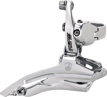 Campagnolo Comp Triple Clamp-On Front Derailleur