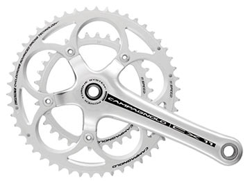 Campagnolo CX 11 Power-Torque Crankset (46/36)