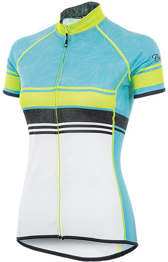 Canari Breeze Jersey Color: Killer Yellow