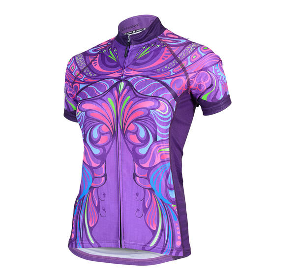 Canari Lyanna Jersey - Women's Color: Imperial Purple