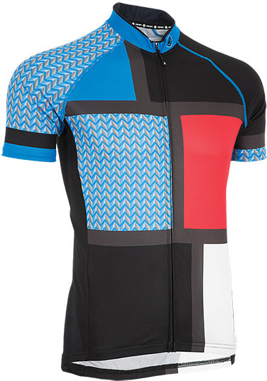 Canari Circuit Jersey Color: Azure Blue