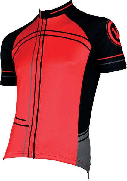 Canari Crown Jersey Color: InfraRed