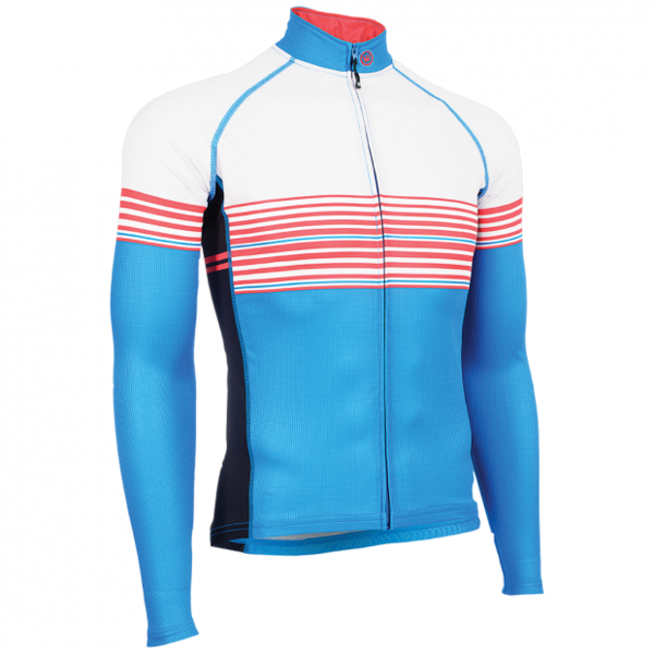 Canari Cruise Jersey Color: Azure Blue