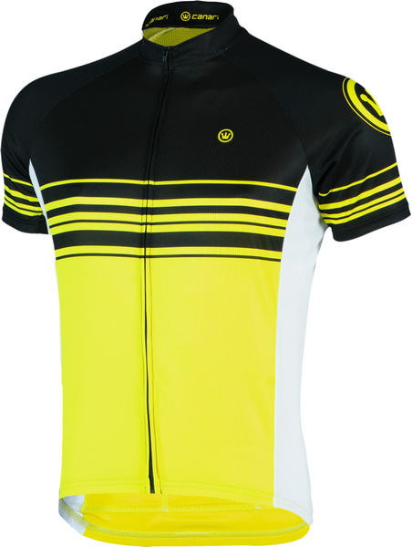 Canari Eckleburg Jersey Color: Killer Yellow