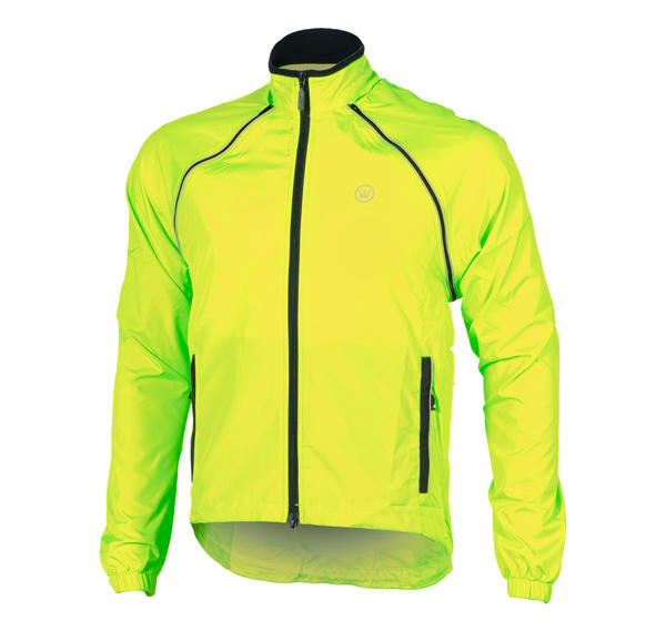 Canari Eclipse II Jacket Color: Killer Yellow