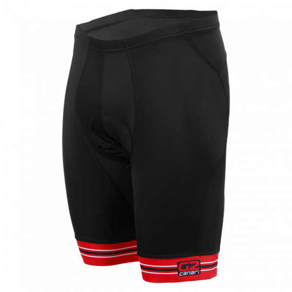 Canari Exert G2 Short Color: Black